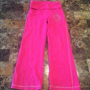 Pink size 4 sweatpants!